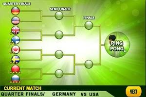 Screenshot of World Ping Pong Free