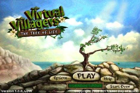 Virtual Villagers 4 - Free Screenshot 1