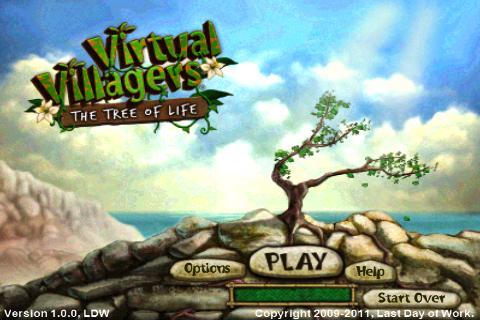 Virtual Villagers 4 - Free- screenshot