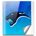 Bluepanther Newsstand icon
