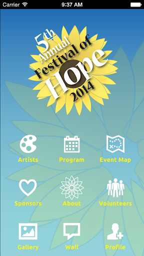 5th Annual Festival of Hope