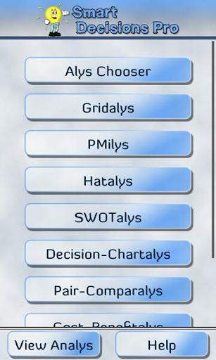 Smart Decisions Pro