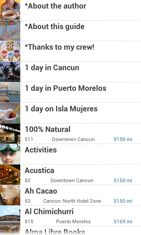Cancun & Isla Mujeres Travel - screenshot