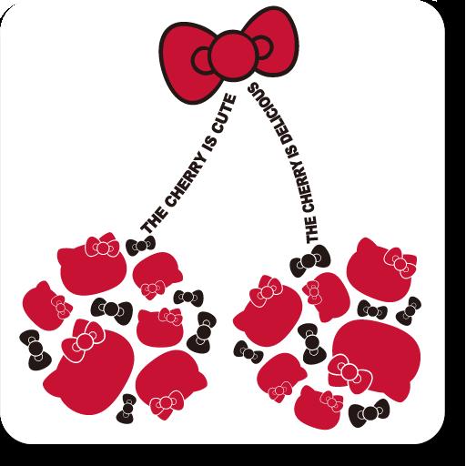HELLO KITTY Theme119 LOGO-APP點子