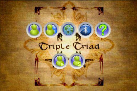Triple Triad Trials - screenshot