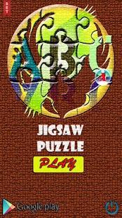 ABC Jigsaw Puzzle HD
