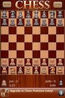 Screenshot of Chess Free