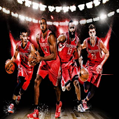 Rockets Stars Live Wallpaper