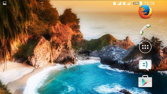 Theme Xperien Paradise screenshot 7
