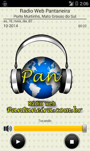 Radio Web Pantaneira