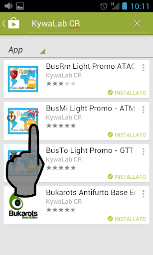 玩交通運輸App|BusMi Lite - ATM Bus MI免費|APP試玩