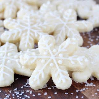 Grandmas Old Fashioned Soft Sugar Cookies.