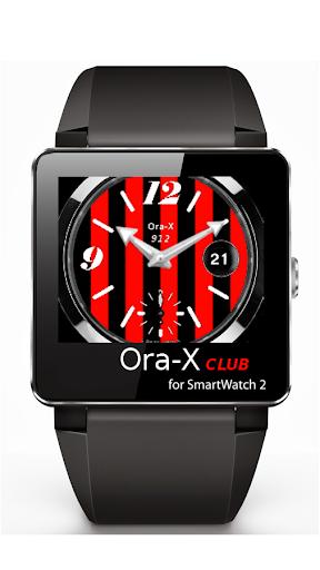 Ora-X 912 Red-Black