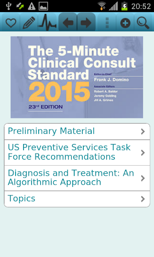 5-Minute Clinical Consult 2015