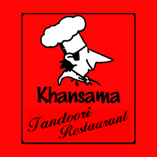 Khansama Tandoori Restaurant 商業 LOGO-阿達玩APP