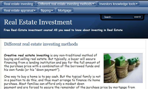 non traditional method of investment appraisal