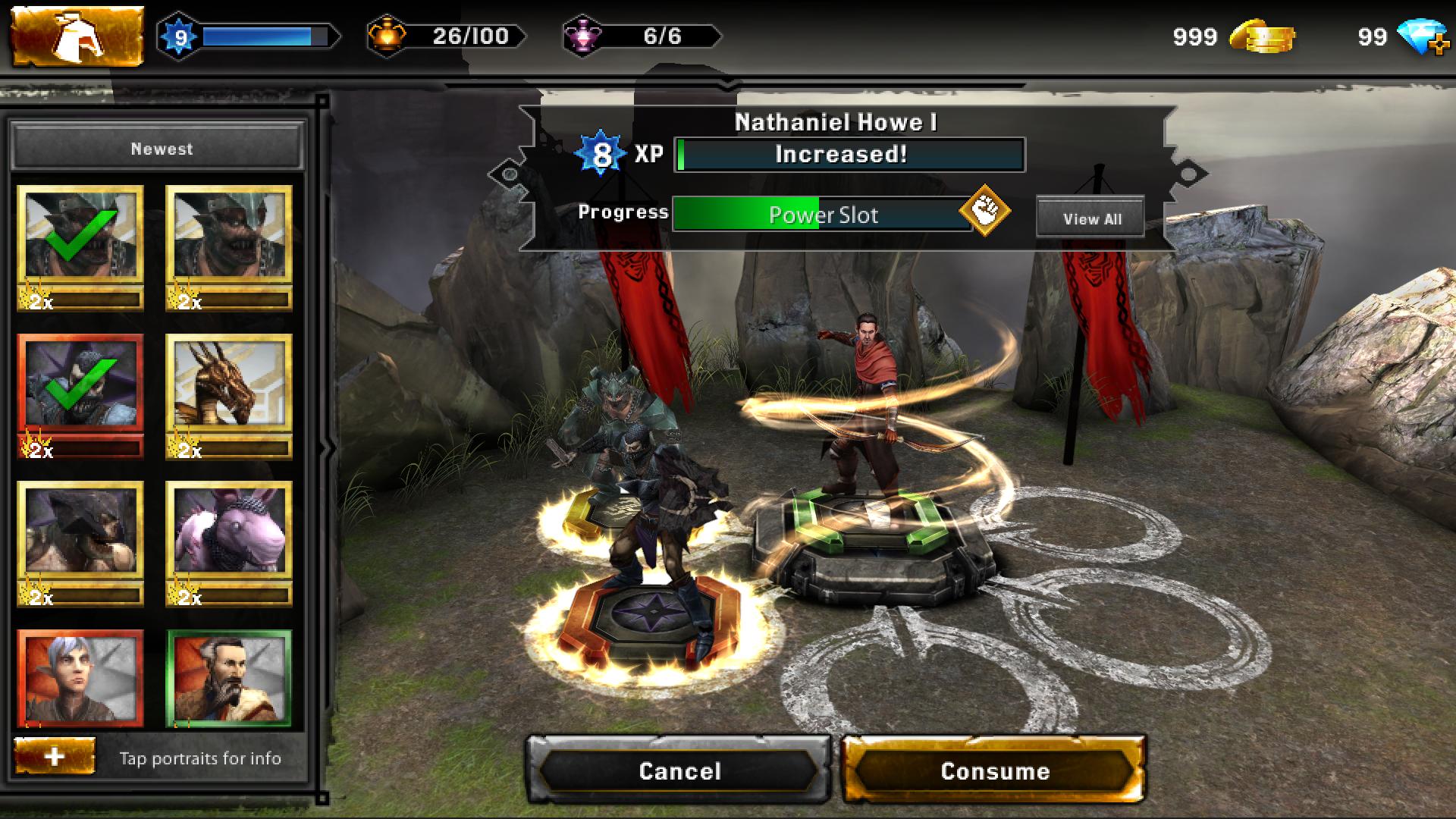Heroes of Dragon Age screenshot #21