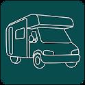 Aires de camping-car icon
