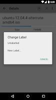 Screenshot of Torrent Remote