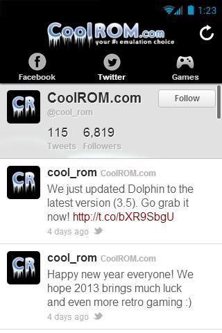 【免費街機App】CoolRom App-APP點子