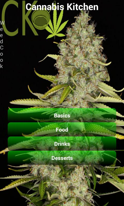 WeeD CooK - screenshot