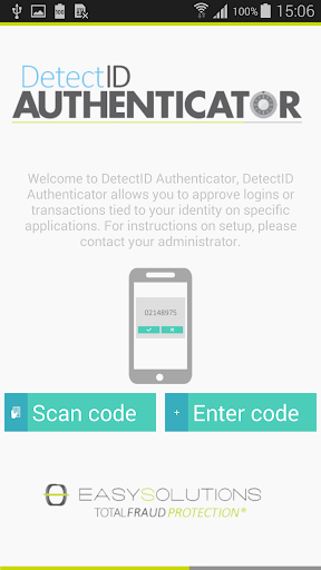 DetectID Authenticator