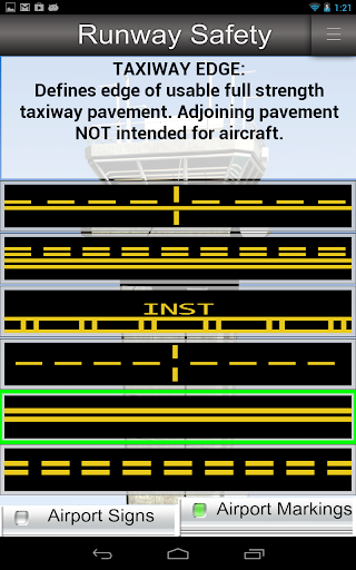 【免費工具App】Runway Safety-APP點子