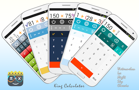 King Calculator- screenshot thumbnail
