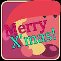 Merry Xmas C launcher Theme icon