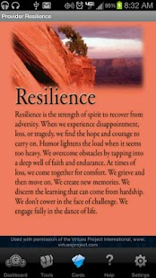 Provider Resilience - screenshot thumbnail