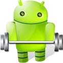 AndroFitness Trainer Lite icon