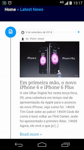 Noticias - Tecnologia