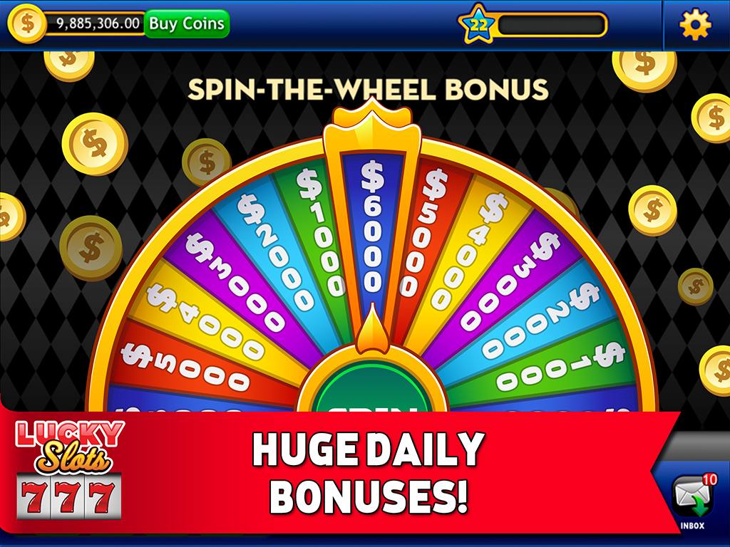 Lucky Slots - Free Casino Game - Android Apps on Google Play