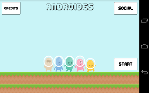 Androides Virtual Pet FREE