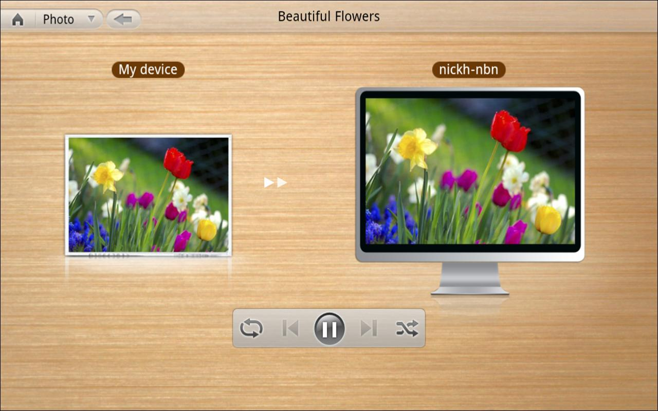 PowerDVD Mobile v3 for Ultra - screenshot