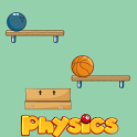 2D Physics Puzzle Lite icon