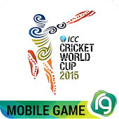 ICC CWC 2015 Mobile Game Tab
