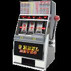 3 Reel Retro Slot Machine icon