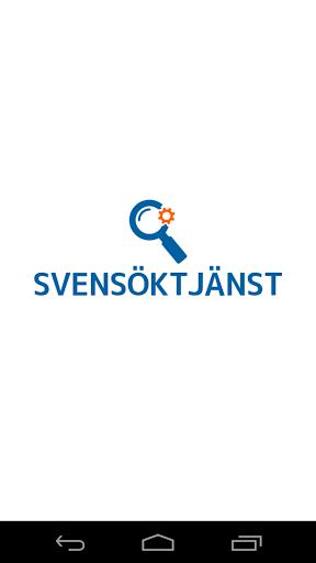 Svensksöktjänst