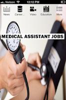 Screenshot of Medical Assistant Jobs