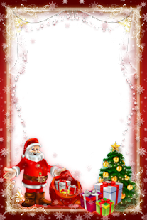 Christmas And New Year Frames- screenshot thumbnail