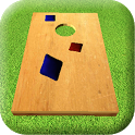 CornHole 3D Bag Toss Game icon