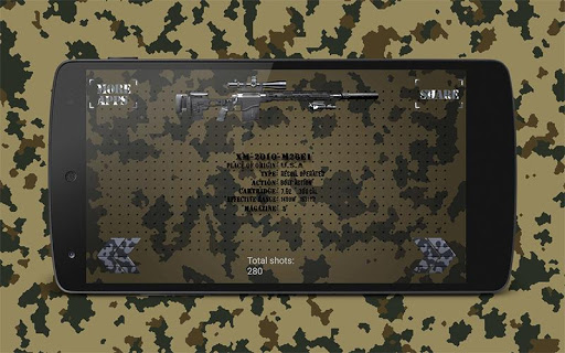 Sniper Rifles Simulator FREE