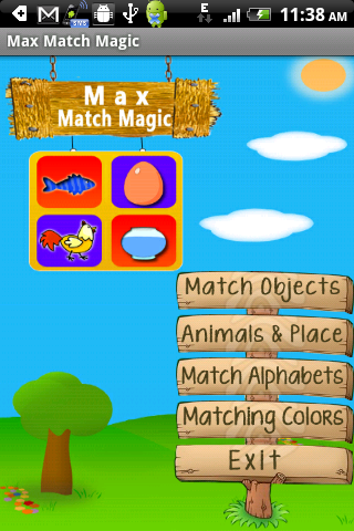 Matching Game for Kids