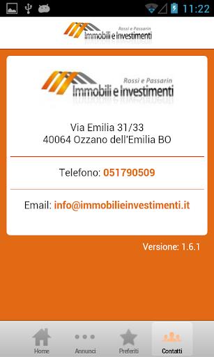 【免費商業App】Immobili e Investimenti Bo-APP點子