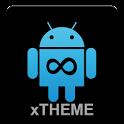 Blue Infinitum - xTheme icon