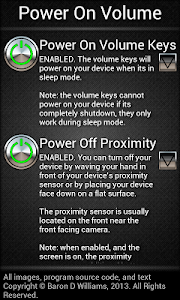 Power On Volume (Button Fix) screenshot 6