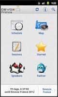 Screenshot of Devoxx France