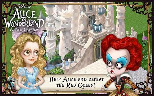 Disney Alice in Wonderland - screenshot thumbnail