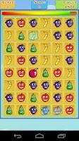Screenshot of Swiped Fruits